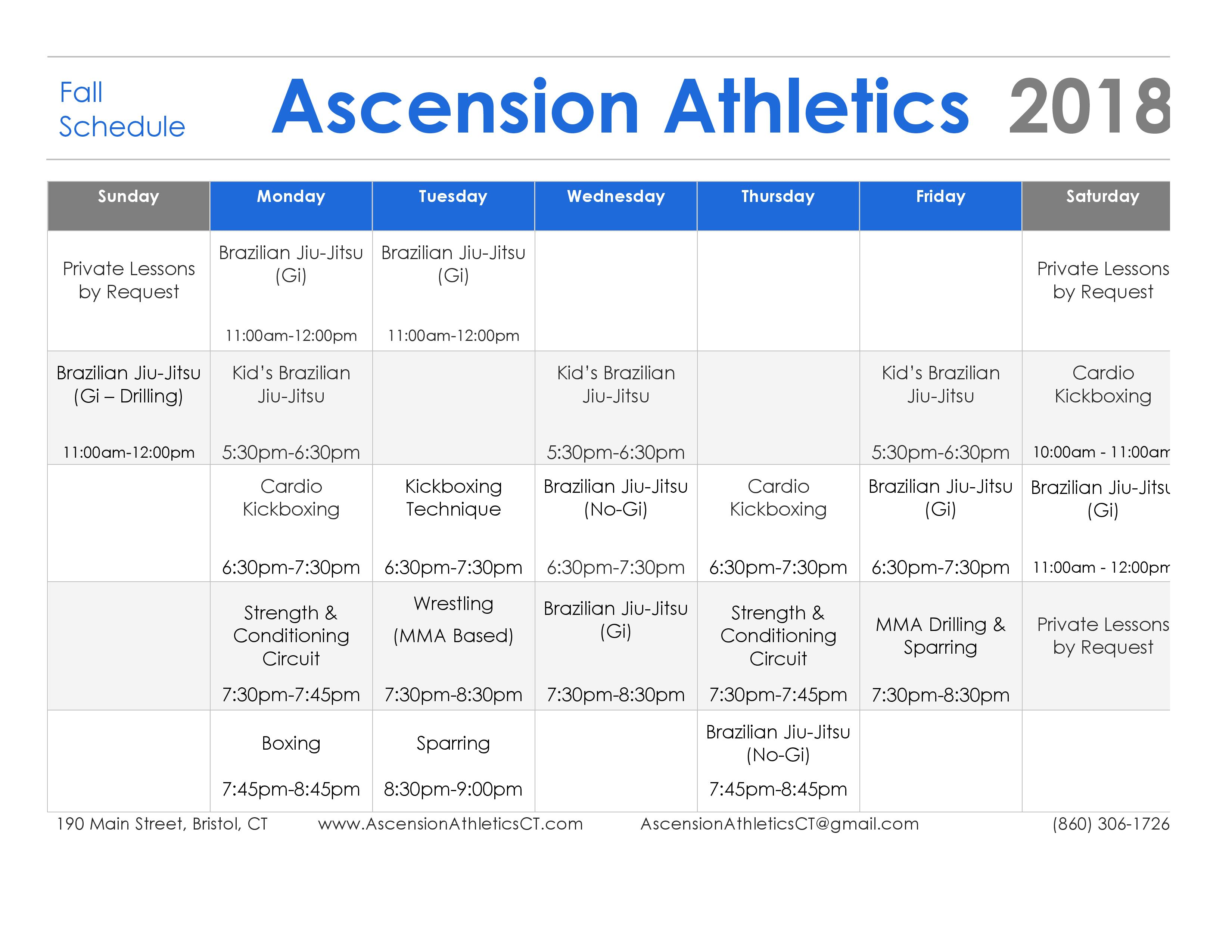 Ascension Schedule - Fall Schedule-page-001